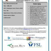 Modern Aging Workshop at FSL