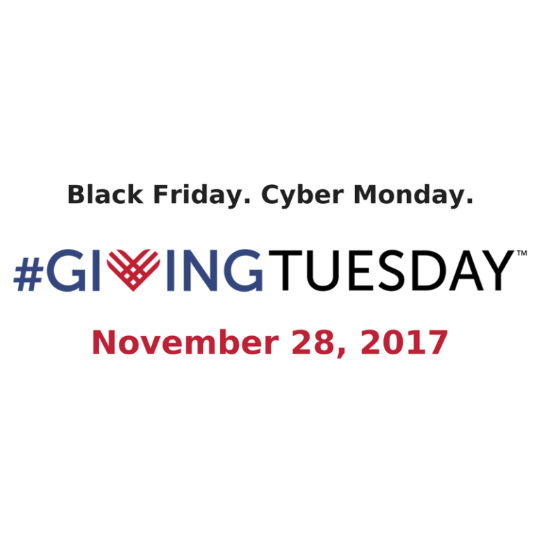 Giving Tuesday Image - Foundation For Senior Living