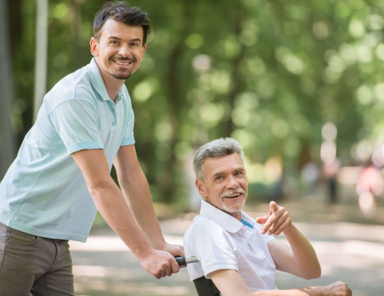 The Caregiving Personality