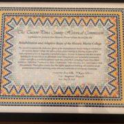 Marist Wins Historic Preservation Award!