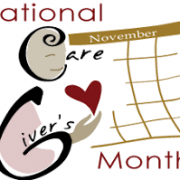 November is #NationalFamilyCaregiversMonth